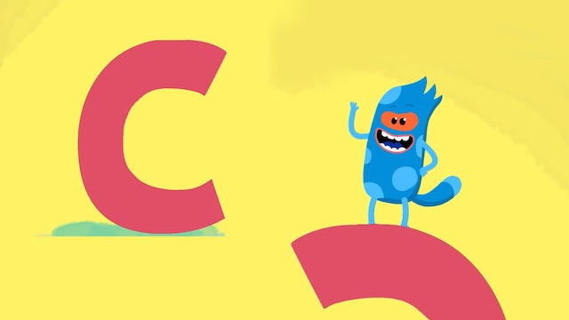 The C Song — Learn the Letters of the Alphabet
