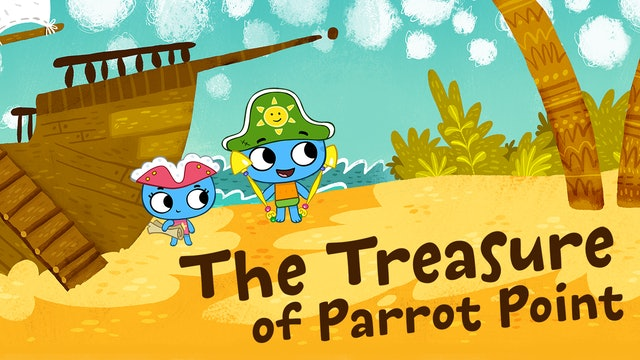 THE TREASURE OF PARROT POINT