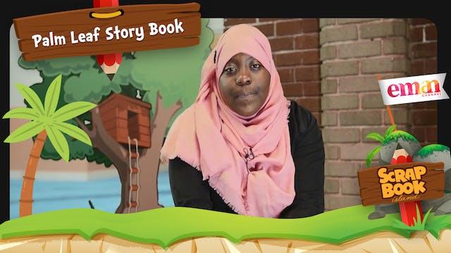 Palm Leaf Story Book