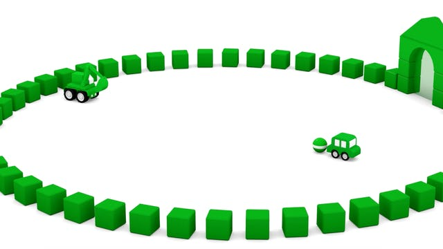 Green Arch