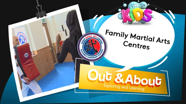 Family Martial Arts Centres