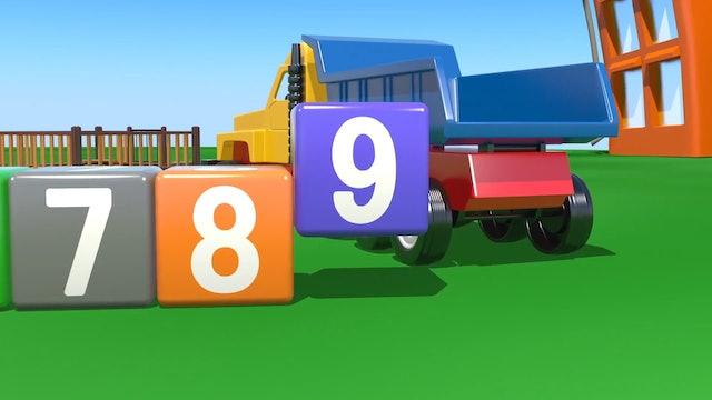 Big Truck >> Number 9