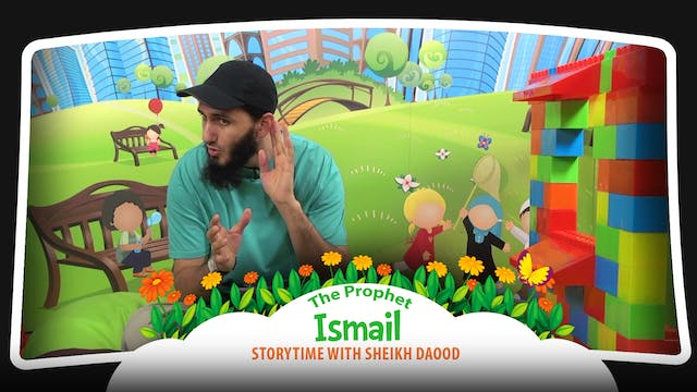 The Prophet Ismail | Storytime with S...