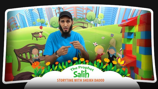 The Prophet Salih | Storytime with Sh...