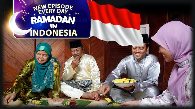 Indonesia - Ramadan In The Islamic World