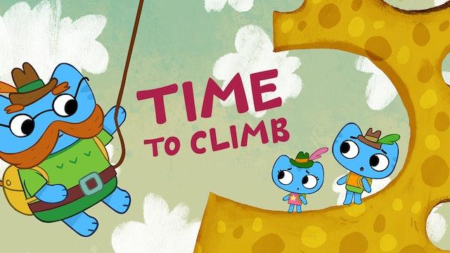 TIME TO CLIMB