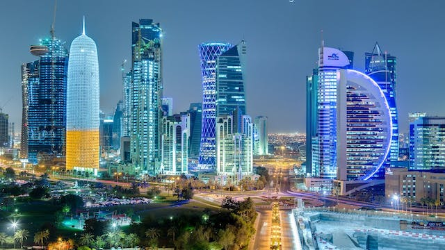 Qatar - Muslims of the World