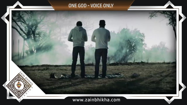 One God - Voice Only