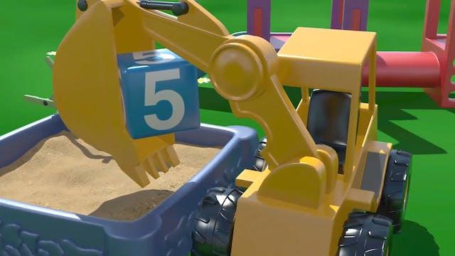 Excavator >> Number 5