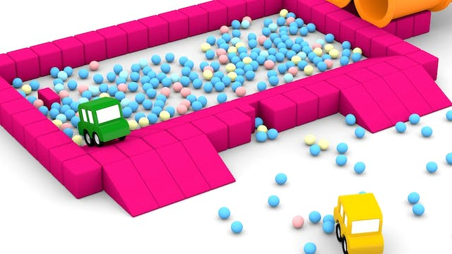 Broken Ball Pool