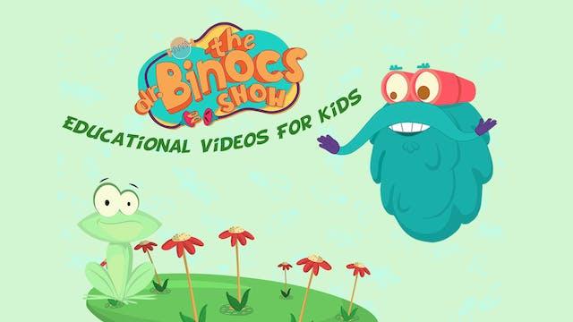 Dr. Binocs Show
