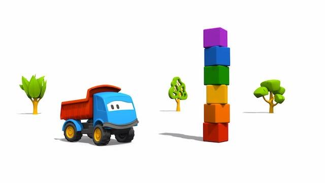 Tower of Blocks!