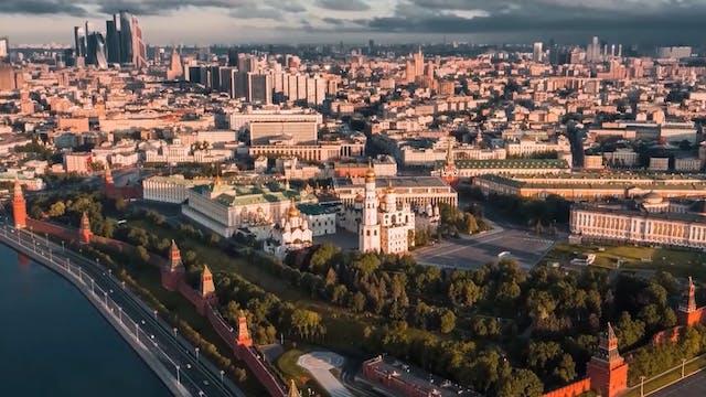 Russia - Ramadan In The Islamic World