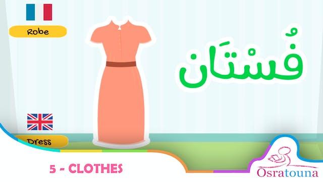 5 - Clothes