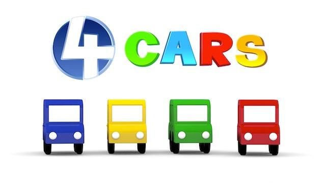 4 Cars