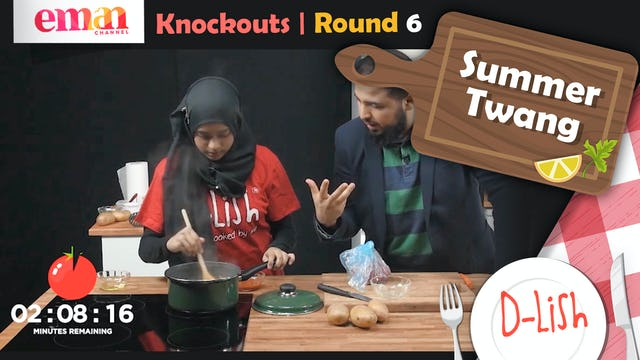 Knockouts | Round 6 | Summer Twang