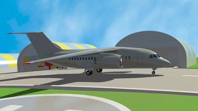 Jet Airplane >> Number 8