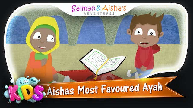 Aishas Most Favoured Ayah