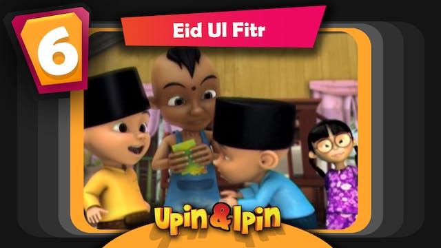 Upin & Ipin - Eid Ul Fitr
