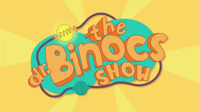 Shadow  The Dr. Binocs Show  Educational Videos For Kids...