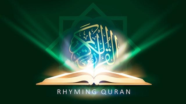Rhyming Quran