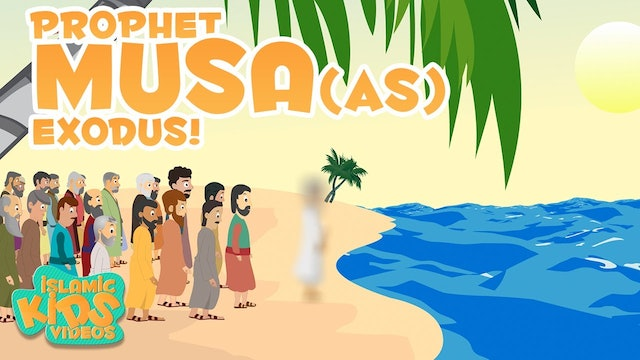 Prophet Musa (AS) Exodus! - Part 4