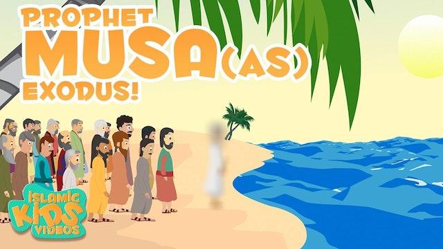Prophet Musa (AS) Exodus! - Part 4