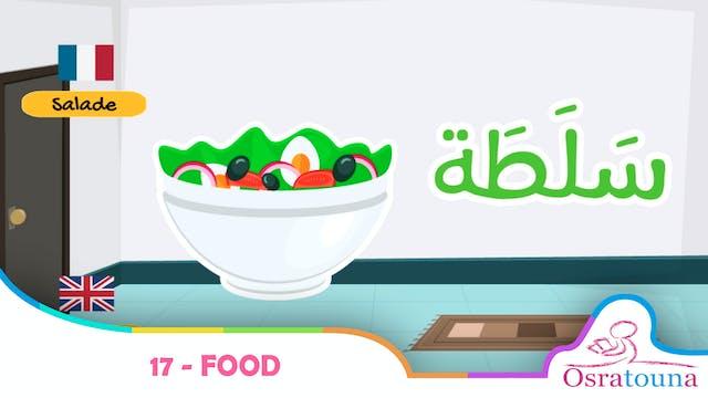 17 - Food