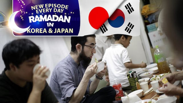 Korea & Japan - Ramadan In The Islami...