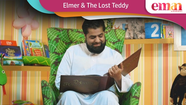 Elmer & The Lost Teddy