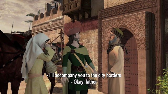 Ibn Battuta - Eps 1 - English Subtitled