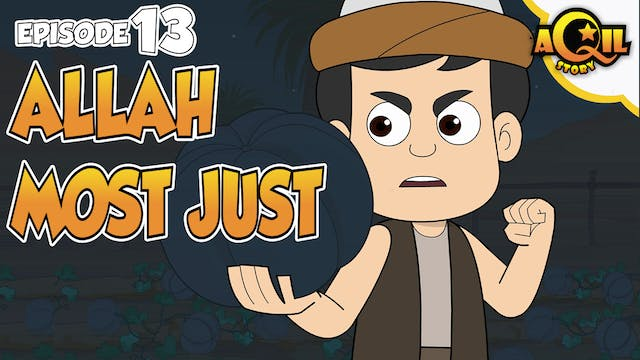 Allah Most Just