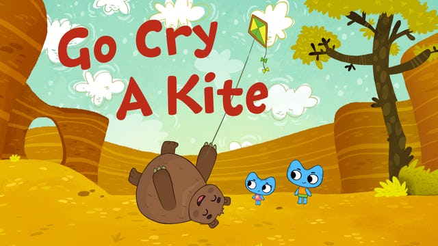 GO CRY A KITE