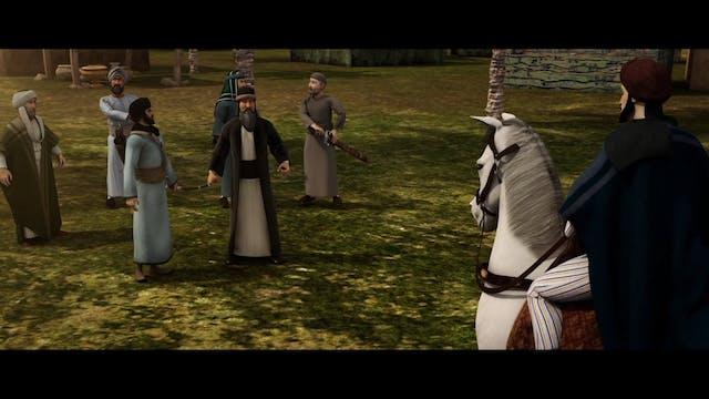 سعد بن معاذ - الجزء الثاني