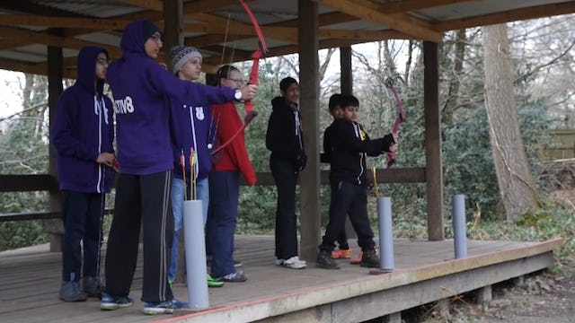 Discover the Art of Archery on Day 2