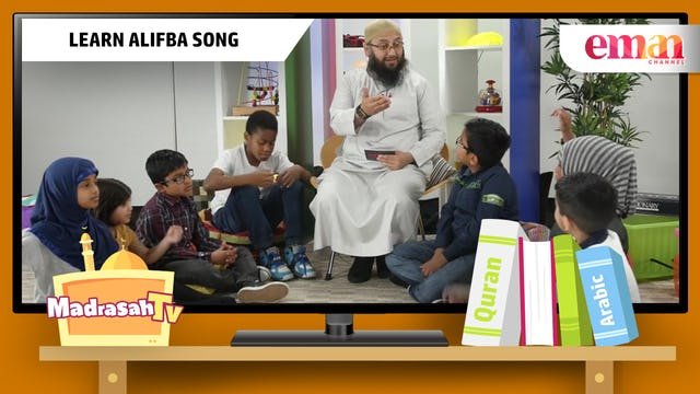 Learn Alifba Song