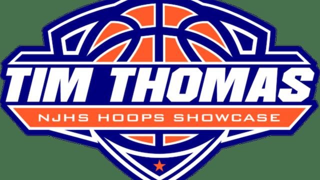 Tim Thomas NJHS Hoops Showcase - Seward Park vs Eastern