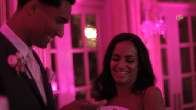Melinda Camacho and Juan Castro Wedding Reception