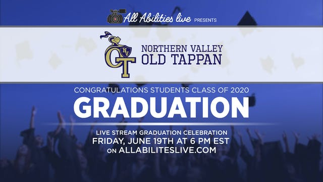 Northern Valley Old Tappan 2020 Comme...