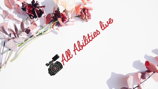 All Abilities Live Wedding Promo