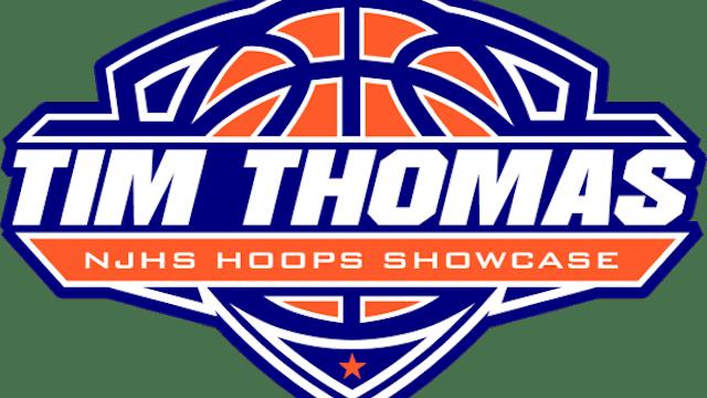 Tim Thomas NJHS Hoops Showcase - Montclair vs South Bronx Prep