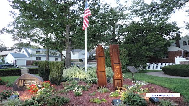 Memorial Vigil of the 19th Anniversary of September 11, 2001