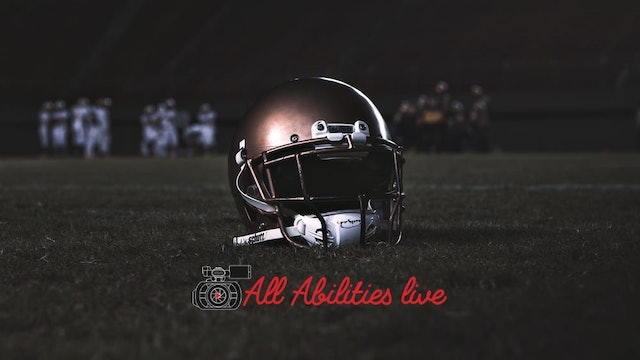 All Abilities Live Fitness and Sports - Thursday Football with Zone 6ix