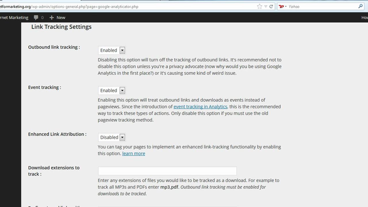 Track Pdf S Using Google Analytics