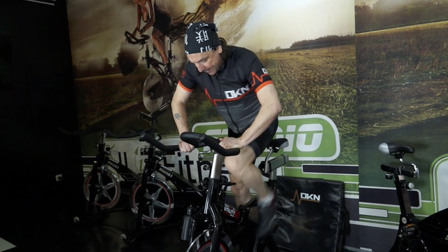Cycl'In Fitness - Vitesse & accélération : Partie 2