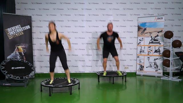 Chorégraphie / TRP  1 - 2 / Renforcement musculaire