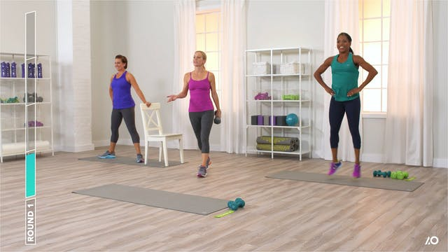 Fit In 10: Sculpted Legs