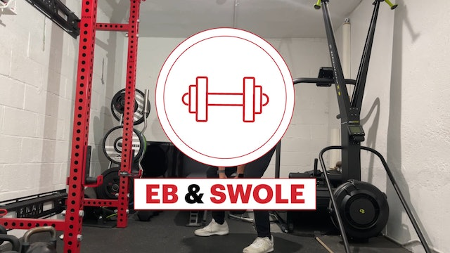Sumo Stance Deadlift to Mixed-Style Row