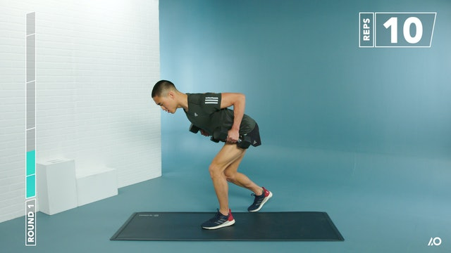 Run Faster: Stability Strength