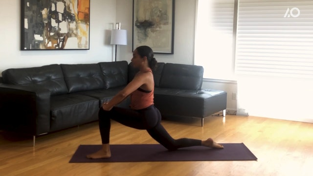 At Home: Yoga with Rachel Nicks